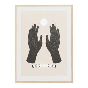 Baltic Club Palmistry Art Print