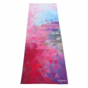 Yoga Design Lab 1.5mm Combo Travel Yoga Mat