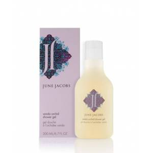 June Jacobs Vanda Orchid Shower Gel - 200 ml / 6.7 fl oz