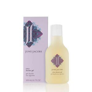 June Jacobs Citrus Shower Gel - 200 ml / 6.7 fl oz