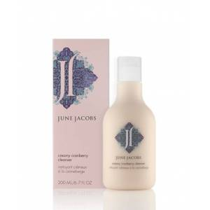 June Jacobs Creamy Cranberry Cleanser - 200 ml / 6.7 fl oz