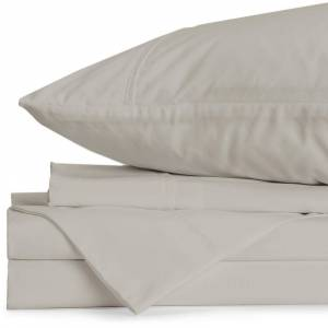 Jennifer Adams® Queen Linen Lux Sheet Set by Jennifer Adams®