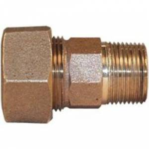 Legend Valve & Fitting 313-145nl Lo Lead Water Service Fitting, 1""