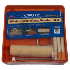 """Linzer Rs795 Waterproofing Sealer Kit, 15"""" L X 15-1/2"""" W"""