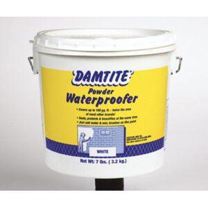 Damtite Waterproofing Damtite 01071 Masonry Waterproofer, White, 7 Lb
