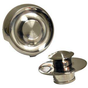 Danco 10547 Universal Tub Drain Trim Kit, Metal, Brushed Nickel