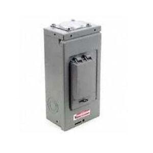 "Eaton Ch2l70rp Main Lug Load Center, 70 Amp, 4-1/2"" X 9-1/2"" X 3-1/8"""