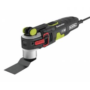 """Rockwell Rk5151k Corded Duotech Oscillating Tool, 4.2 Amp, 19000 Opm, 4"""" L"""