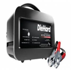 Diehard 71323 Automatic Battery Charger, 12 V, 10 Amp