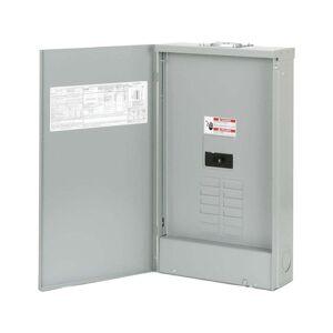 Eaton Brp08b200rf 16-circuit Outdoor Main Breaker Loadcenter, 200 Amp