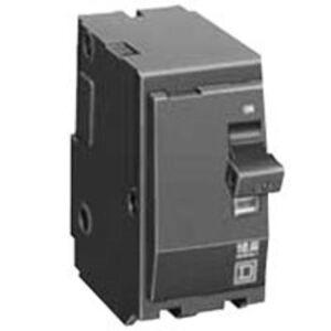 Square D Qo260cp Plugon Circuit Breaker, 2 Pole, 60 Amp