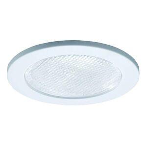 "Halo Re-4055wh E-series Shower Lens/trim, White, 4"""