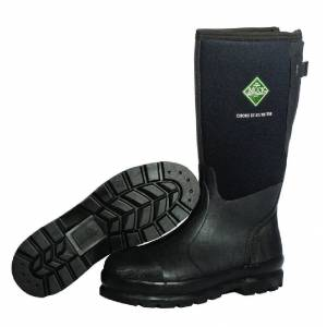 The Original Muck Boot Mcxf-stl-blk-10 Chore Xf Men's Classic Boots