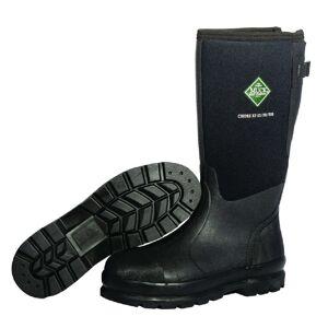 The Original Muck Boot Mcxf-stl-blk-07 Chore Xf Waterproof Boots, 7 Us