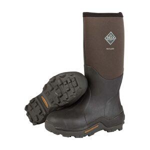 The Original Muck Boot Wet-998k-tn-070 Wetland Men's Boots, 7 Us, Brown