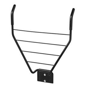 "Racor Psb-1r Single Folding Bike Rack, 3""h X 14""w X 13""d, Black"