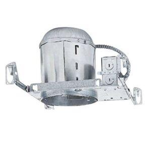 Halo H7ict Insulated Recessed Lighting Fixture, 75 Watts, 120 Volt