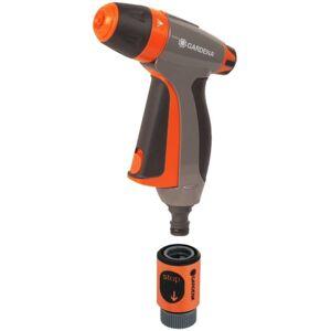 Gardena 32117 Adjustable Spray Pistol Nozzle, Abs Plastic