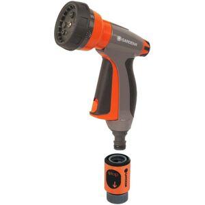 Gardena 32121 Adjustable Trigger Spray Nozzle, Abs Plastic