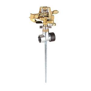 Mintcraft Gs81713l Pulsating Lawn Metal Sprinkler