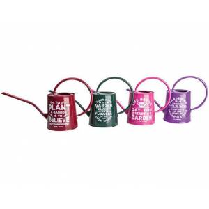 Panacea 84891 Watering Can, 3/4 Gallon Capacity, Assorted Colors