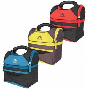 Igloo 62841 Playmate Gripper Lunch Bag Cooler, Assorted Colors