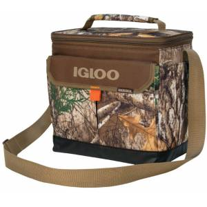 Igloo 63013 Realtree Hard Lined Cooler, 12 Can