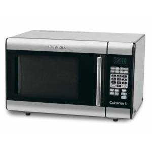 Cuisinart Cmw-100 Microwave Oven, 1000 Watt, Stainless Steel