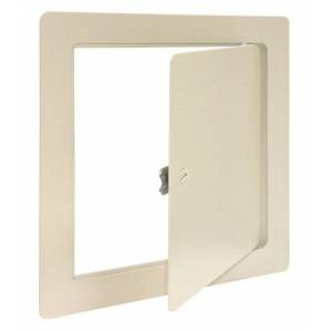 Eastman 34062 Access Panel, Steel, White