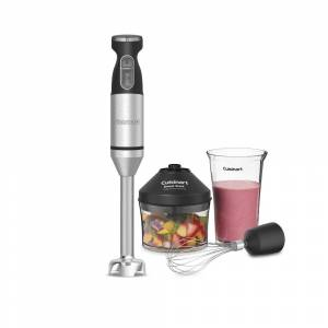 Cuisinart Csb-179 Smart Stick Hand Blender, Black/silver