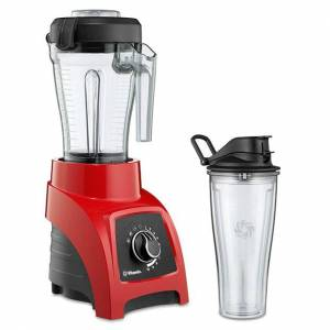 Vitamix 058644 S50 Personal Blender, Red
