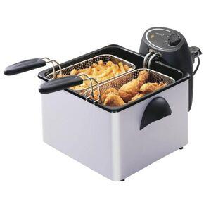 Presto 05466/05464 Electric Deep Fryer, Stainless Steel, 120 Volt