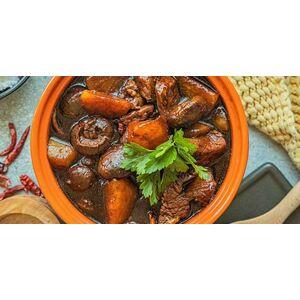 Certified Piedmontese Stew Beef - 16 oz - 4 count