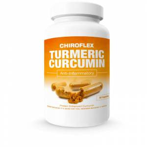 Total Tea & Chiroflex Chiroflex Turmeric Curcumin