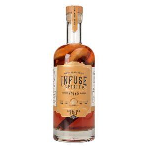 Infuse Spirits Vodka Cinnamon Apple