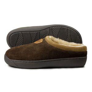 Ariat Men's Suede Scuff Boots in Chocolate, L D / Medium by Ariat