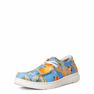 Ariat Men's Hilo Boots in Hula Print, Size 9 D / Medium by Ariat