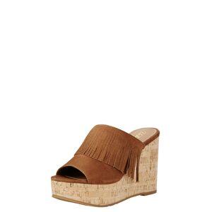 Ariat Women's Unbridled Leigh Boots in Light Cognac, Size 6.5 B / Medium by Ariat