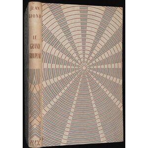 Le Grand Troupeau Giono, Jean [ ] [Hardcover]