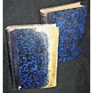 Les bas-fonds de Paris (2 volumes sur 3) Bruant Aristide [ ] [Hardcover]