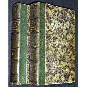 Histoire de la littérature dramatique (2 premiers volumes d'une série de 4) Janin Jules [ ] [Hardcover]