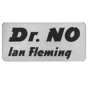 Dr. No FLEMING, Ian Lancaster, (1908-1964) [ ] [Hardcover]