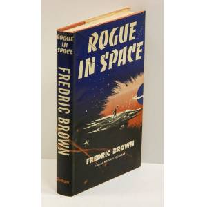ROGUE IN SPACE Brown, Fredric [ ] [Hardcover]