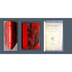 LIVRES PERDUS . Essai bibliographique sur les livres devenus introuvables .- PHILOMNESTE Junior ( P. G. BRUNET ) [ ] [Hardcover]