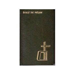 Bible de Mélan ( Osty Trinquet) René Bourreau [As New] [Hardcover]