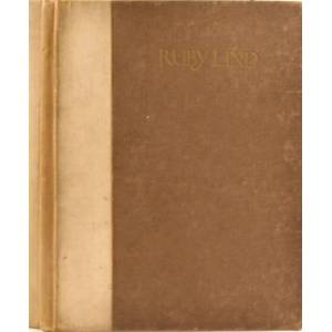 Drawings of Ruby Lind. (Mrs. Will Dyson). 1887 - 1919 Lindsay, Ruby [ ] [Hardcover]