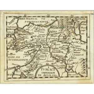 Turcicu Imperium in Asia Du Val, Pierre [ ]