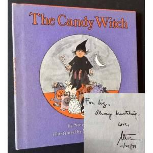 Candy The Candy Witch Steven Kroll [ ] [Hardcover]