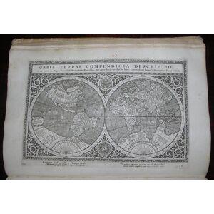Geografia cioe Descrittione Universale della terra. PTOLEMAEUS, Claudius (after 83 - ca 168 AD) - CERNOTI, Lorenzo. [ ]