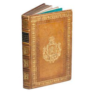 Vie politique et militaire du général A.M.G. Poissonnier-Desperrières …, écrite par lui-même, et publiée de son vivant.Paris, C.J. Trouvé, 1824. 8vo.